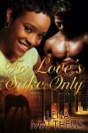 For Love's Sake Only (Spurs & Mistletoe) - Lena Matthews