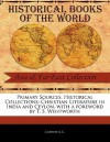 Christian Literature in India and Ceylon - A.C. Clayton, T.S. Wentworth