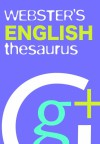 Webster's English Thesaurus - praca zbiorowa