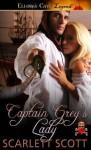 Captain Grey's Lady - Scarlett Scott