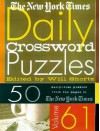 The New York Times Daily Crossword Puzzles Volume 61 - The New York Times, Will Shortz
