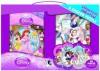Disney Princess Little First Look and Find and Puzzle - Julia Lobo, Editors of Publications International Ltd., Warner McGee, Walt Disney Company, Bob Berry