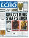 Egyptian Echo - Paul Dowswell