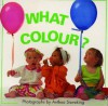 What Color? - Anthea Sieveking, Anthea Sieveking