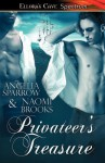 Privateer's Treasure - Angelia Sparrow, Naomi Brooks