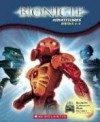 Boxset #1-4 With Mask (Bionicle Adventures) (No. 1-4) - Greg Farshtey