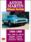 Aston Martin Ultimate Portfolio 1968-1980 - R.M. Clarke