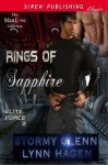 Rings of Sapphire [Elite Force 2] (Siren Publishing Classic ManLove) - Stormy Glenn, Lynn Hagen