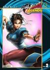 Street Fighter Legends, Volume 2: Chun-Li - Ken Siu-Chong, Omar Dogan