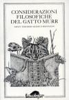 Considerazioni filosofiche del gatto Murr - E.T.A. Hoffmann