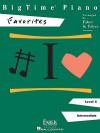 BigTime Piano, Level 4 (Intermediate): Favorites - Nancy Faber, Randall Faber