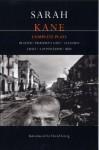 Sarah Kane: Complete Plays (Methuen Contemporary Dramatists) - Sarah Kane
