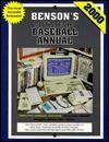 The Rotisserie Baseball Annual - John Benson