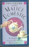 Malice Domestic (#3) - Nancy Pickard