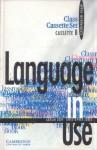 Language in Use Upper-Intermediate Class Audio Cassette Set (2 Cassettes) - Adrian Doff, Christopher Jones