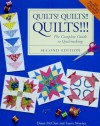 Quilts! Quilts!! Quilts!!!: The Complete Guide to Quiltmaking - Diana McClun, Laura Nownes