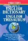 Webster's Compact Dictionary and English Thesaurus - praca zbiorowa