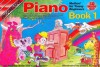 Young Beginner Piano Method Book 1 Bk/CD/DVD [With CD/DVD] - Andrew Scott