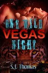 One Wild Vegas Night - S.J. Thomas