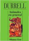 Animales en General - Gerald Durrell