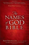 GW Names of God Bible Hardcover - Ann Spangler