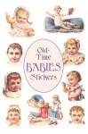 Old-Time Babies Stickers - Carol Belanger-Grafton