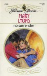 No Surrender - Mary Lyons