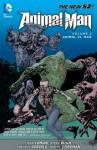 Animal Man Vol. 2: Animal Vs. Man - Jeff Lemire, Steve Pugh, Timothy Green