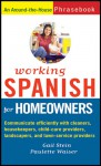 Working Spanish for Homeowners - Paulette Waiser, Gail Stein