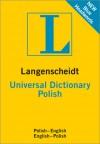 Polish Langenscheidt Universal Dictionary - Langenscheidt
