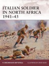 Italian soldier in North Africa 1941-43 (Warrior) - Piero Crociani, Steve Noon