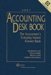 Accounting Desk Book: The Accountant's Everyday Instant Answer Book [With CDROM] - Lois Ruffner Plank