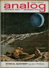 Analog Science Fiction and Fact, 1962 October (Volume LXX, No. 2) - John W. Campbell Jr., James Blish, John T. Phillifent, Randall Garrett, Christopher Anvil, Edward C. Walterscheid