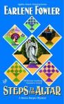 Steps to the Altar (Benni Harper Mystery) - Earlene Fowler