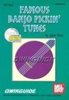 Mel Bay Qwikguide: Famous Banjo Pickin' Tunes book/ CD set (Qwikguide) (Qwikguide) - Janet Davis, Mel Bay