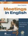 Meetings in English - Bryan Stephens