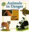 Animals in Danger - Janine Amos, David McAllister
