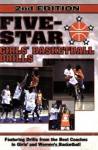 Five-Star Girls' Basketball Drills - Stephanie V. Gaitley, Leigh Klein, Matt Masiero