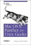 Mac OS X Panther for Unix Geeks: Apple Developer Connection Recommended Title - Brian Jepson, Ernest E. Rothman