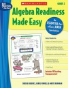 Algebra Readiness Made Easy: Grade 2: An Essential Part of Every Math Curriculum - Mary Cavanagh, Carole E. Greenes, Carol Findell