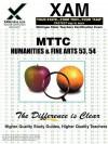 Mttc Humanities & Fine Arts 53, 54 - Sharon Wynne, Xamonline