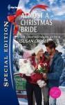 Almost a Christmas Bride - Susan Crosby