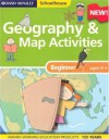Rand McNally Schoolhouse Beginner Geography & Map Activities - Rand McNally