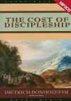 The Cost of Discipleship (Audio) - Dietrich Bonhoeffer, Paul Michael