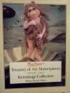Miss Piggy's Treasury of Art Masterpieces from the Kermitage Collection - Henry Beard, Michael K. Frith, John E. Barrett