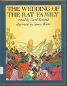 The Wedding Of The Rat Family - Carol Kendall