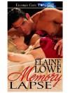 Memory Lapse - Elaine Lowe