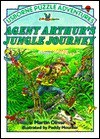 Agent Arthur's Jungle Journey (Usborne Puzzle Adventures) (Usborne Puzzle Adventures) - Martin Oliver, Paddy Mounter