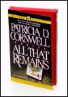 All That Remains (Audio) - Kate Burton, Patricia Cornwell