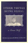 Other Things Being Equal - Emma Wolf, Barbara Cantalupo
